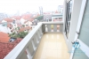 Modern apartment with large balcony for rent in To Ngoc Van street, Tay Ho