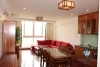 Cozy penthouse available for rent in Truc Bach area, Ba Dinh, Hanoi