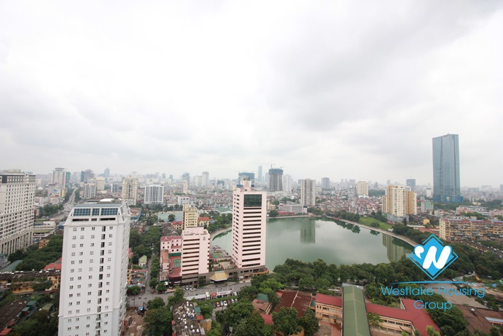Gorgeous apartment for rent in Nui Truc, Ba Dinh, Hanoi