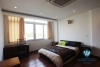 Nice duplex apartment for rent in Truc Bach area, Ba Dinh, Ha Noi