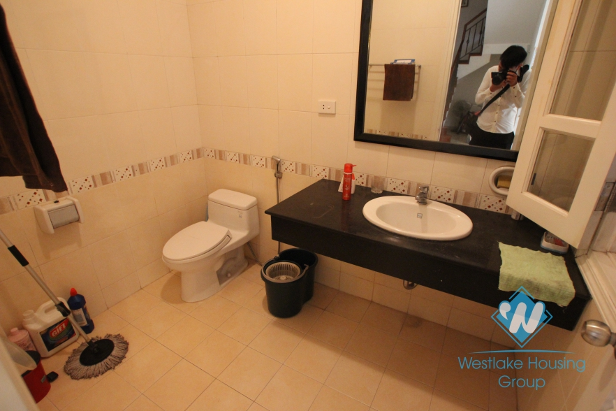 House with nice furniture available for rent in Ciputra compound, Tay Ho, Hanoi