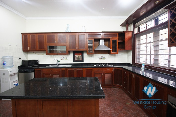 5 Bedroom House for rent in Ciputra with basic furniture