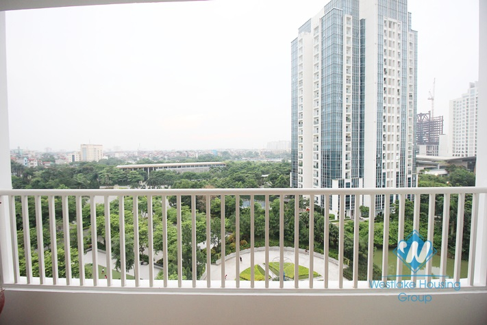 A 4 Bedroom apartment for rent in P building of Ciputra Complex Ha Noi City