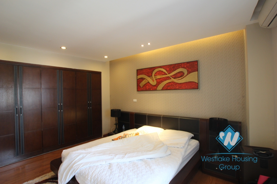 Luxury apartment for rent in Nghi Tam Village