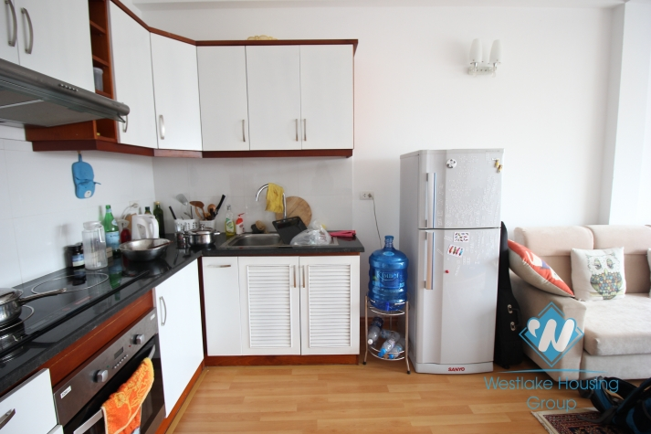 Bright and spacious apartment for rent in Tay Ho