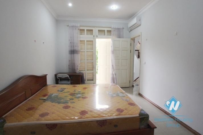 Charming and quiet house for rent in Ciputra, Ha Noi