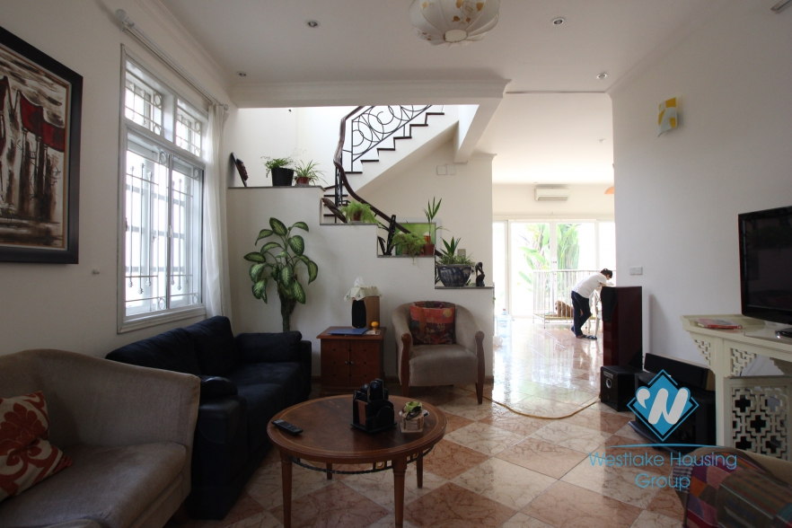 Nice house for rent in Ciputra, Block C - Fully furniture
