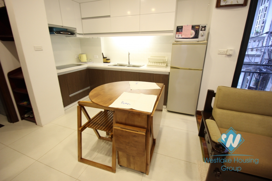 New and nice apartment with two bedrooms for rent in Tay Ho, Hanoi
