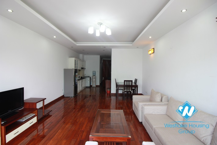 Lovely apartment for rent in Truc Bach lake, Ba Dinh, Hanoi