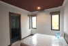 Brand new 01 bedroom apartment for rent in Nghi Tam village, Tay Ho,Hanoi