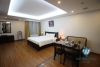 One bedroom apartment with natural light for rent in Hai Ba Trung, Hanoi