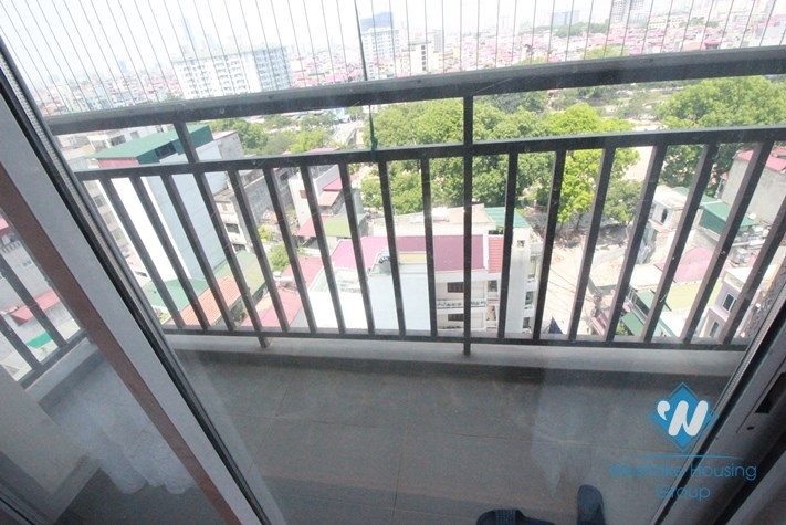 Great 03 bedrooms apartment for rent in Hoa Binh Green, Ba Dinh, Hanoi