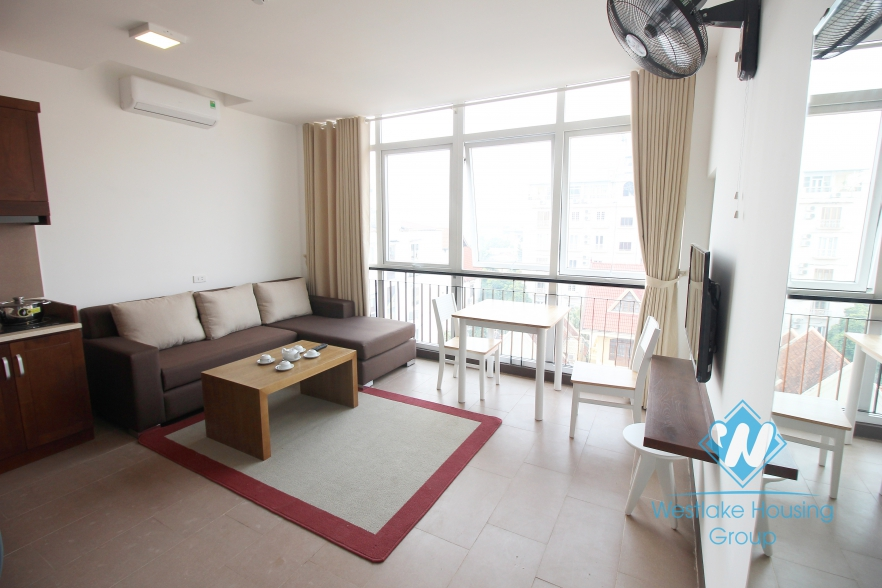 A beautiful studio for rent in Tay Ho, Ha Noi