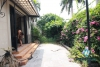 Charming house with large garden around for rent in Ciputra, Tay Ho, Hanoi