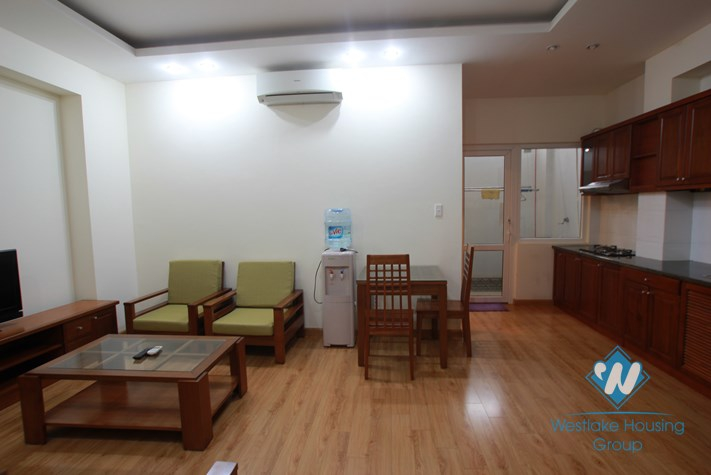 One bedroom apartment for lease in Doi Can Ba Dinh Hanoi