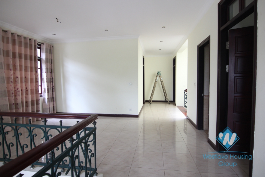 Big house for rent in Ciputra, Block G. Fully furnished