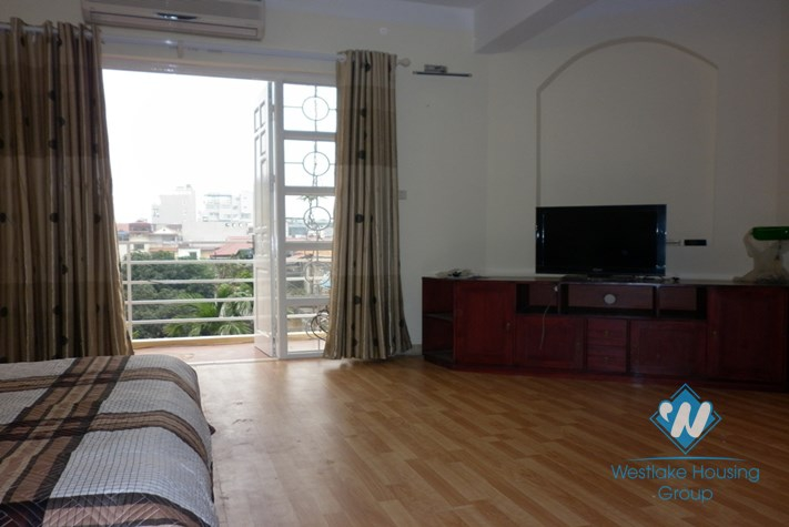One bedroom apartment for lease in Dong Da district, Hanoi