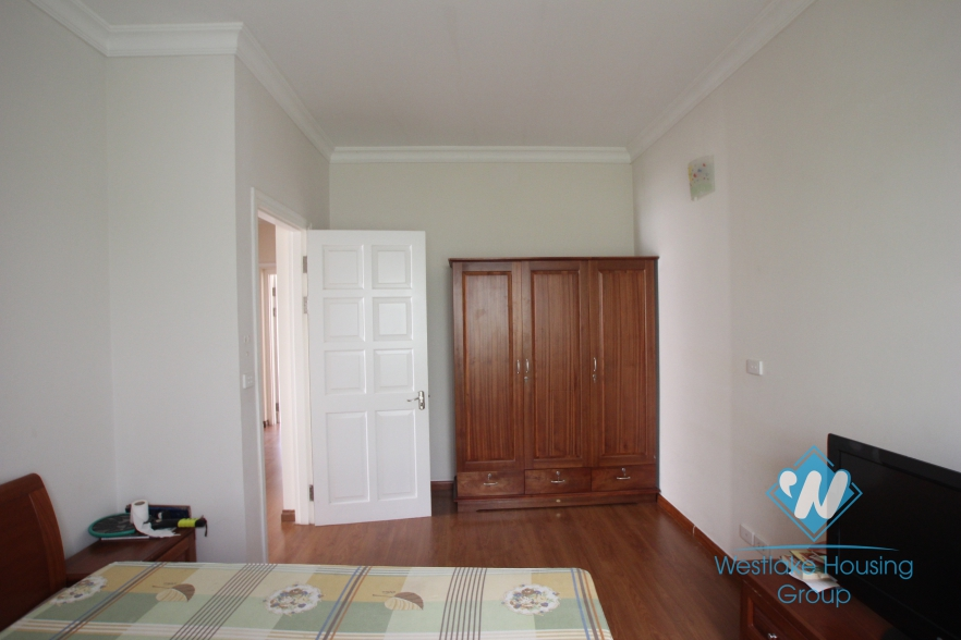 Charming and nice design house for rent in Ciputra, Block T