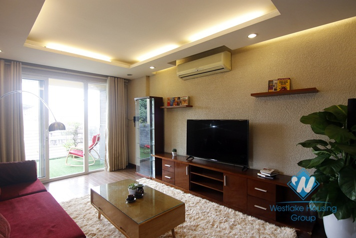 A duplex 2 bedroom apartment for rent in city center
