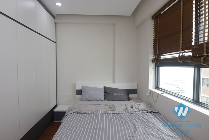 Modern, fully furnished apartment for rent in Mon City, Nam Tu Liem, Hanoi