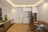 Brand new 1 bedroom apartment in Truc Bach with nice terrace