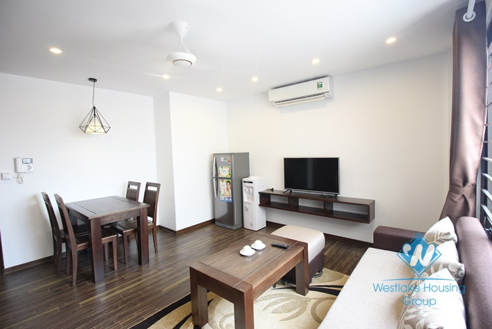 Comfortable 1 bedroom apartment for rent in Cau Giay, Hanoi