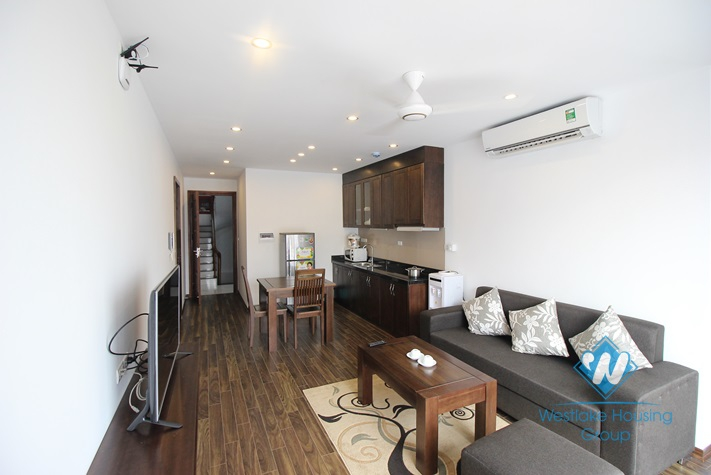 Brand new apartment building for rent in Cau Giay, Ha noi