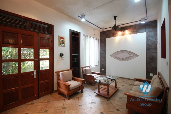 Stunning newly renovated house for rent in Nghi Tam village, Tay Ho, Hanoi