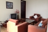 Nice view apartment for rent in Truc Bach area, Ba Dinh, Hanoi
