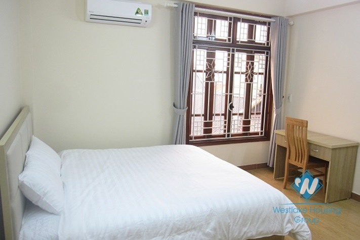 Brandnew two bedrooms apartment for rent in Ba Dinh