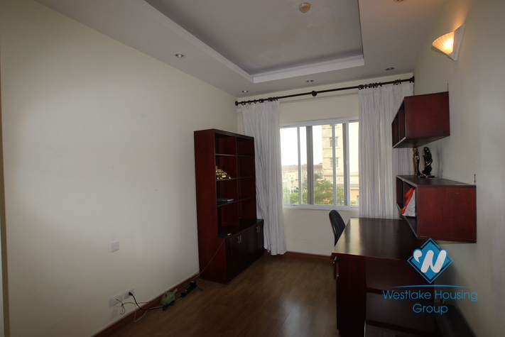 Style apartment for rent in Ciputra, Tay Ho, Ha Noi