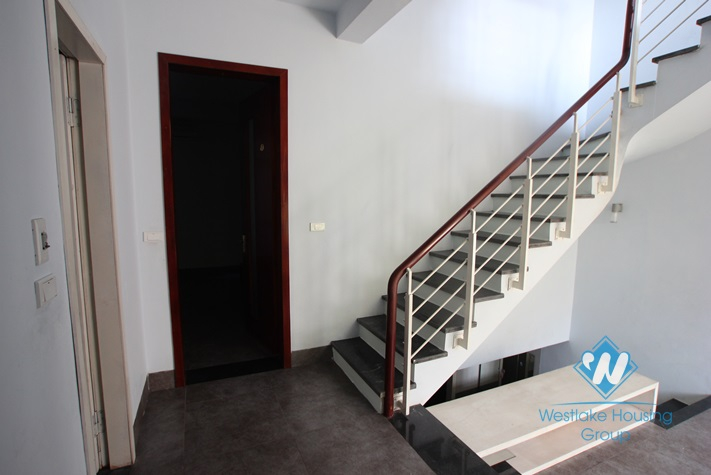 Morden design and new house for rent in Tay Ho area, Ha Noi