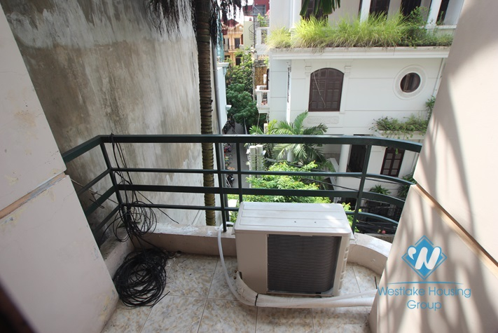 Charming house for rent in Dang Thai Mai st, Tay Ho, Ha Noi