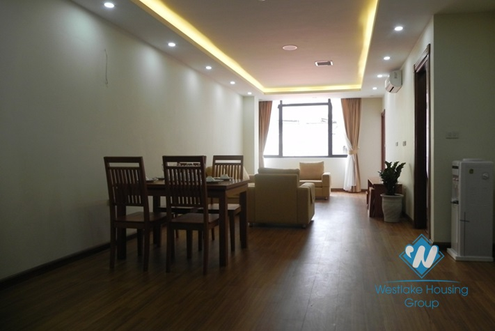 New and beautiful apartment for rent in Pham Ngoc Thach-Dong Da district-Ha Noi