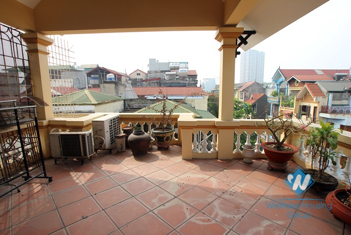 Cosy house for rent in Ba Dinh District, Ha Noi