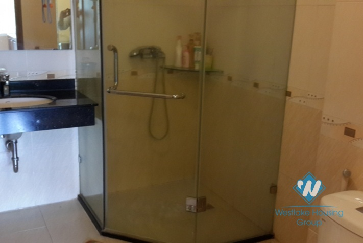 Furnished 01 bedroom apartment rental on Doi Can street, Ba Dinh, Hanoi