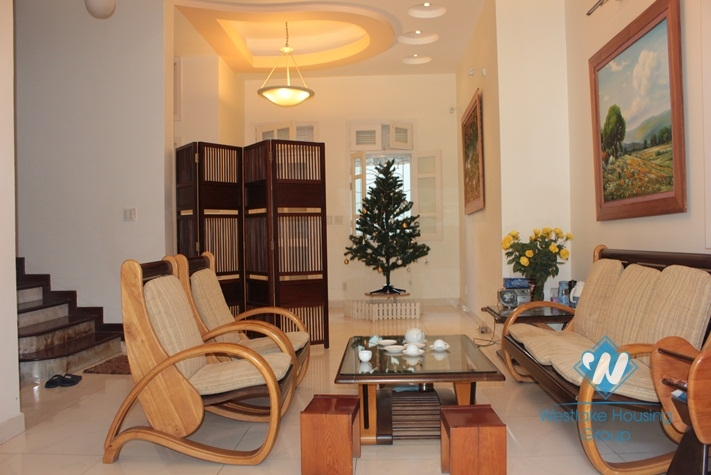 Modern house for rent in Cau Giay district, Hanoi