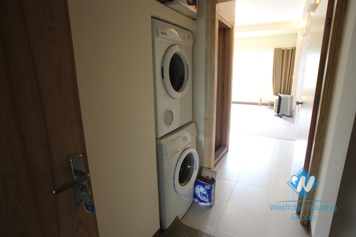 2 bedroom furnished apartment for rent in Au Co street