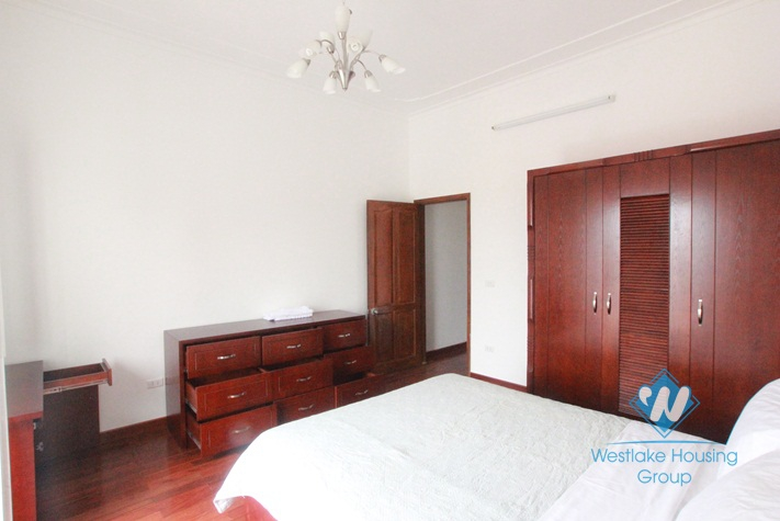 Brand new two bedroom apartment for rent in Tay Ho Westlake, Hanoi, Vietnam