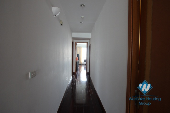 Serviced apartment with 3 bedrooms on the lake for rent in Westlake area - Tay Ho, Hanoi