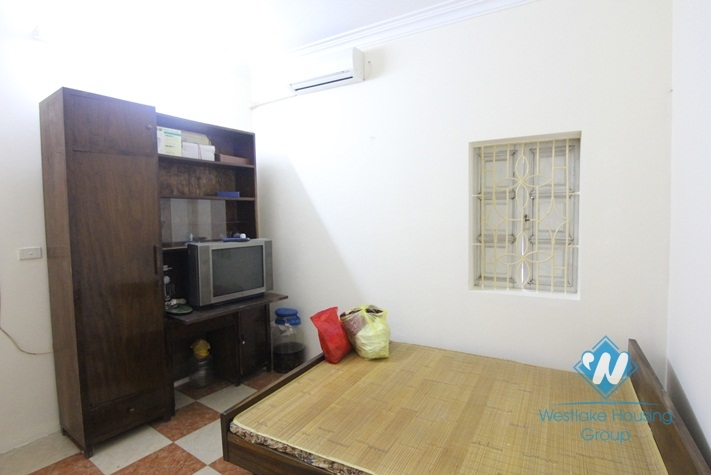 Affordable price 04 bedrooms house for rent in Ba Dinh district, near Lotte Tower