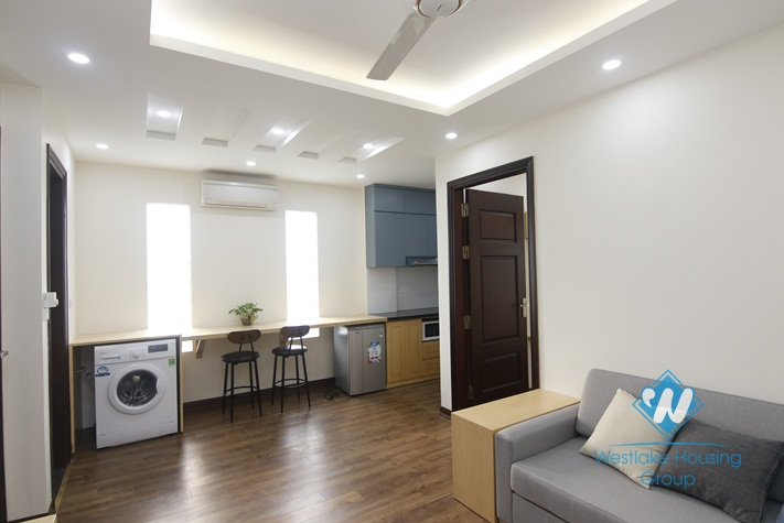 An nice 1 bedroom apartment for rent in Dong Da district