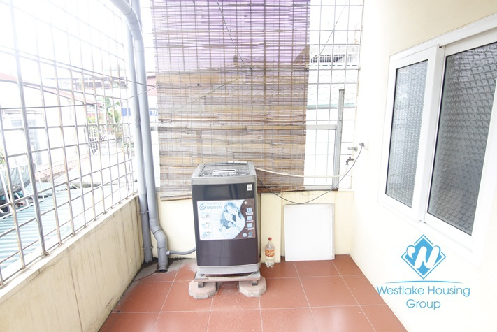 A 4 bedroom house for rent in Ba Dinh, near Lotter Tower