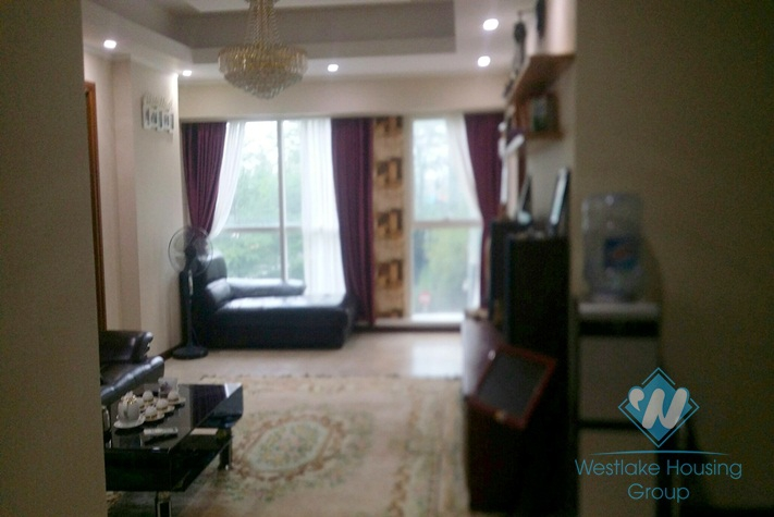 A good apartment for rent in L building Ciputra International Ha Noi City