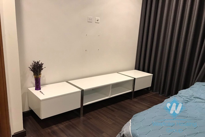 Nice 3 bedrooms apartment for rent in Vinhome Nguyen Chi Thanh