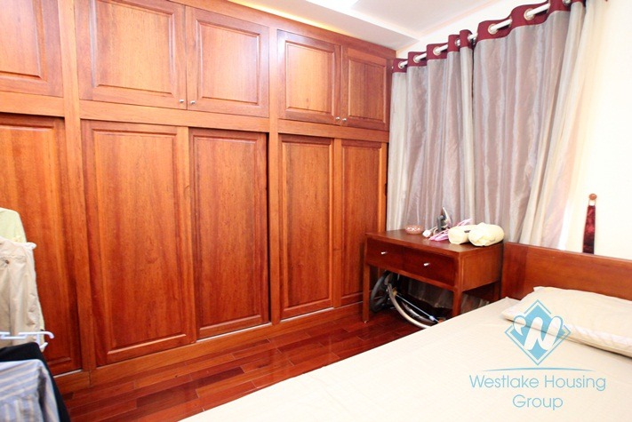 Beautiful apartment with lake view for rent in Westlake, Tay Ho, hanoi