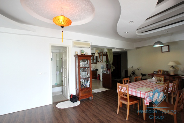 Big size apartment for rent in Ciputra, G Tower