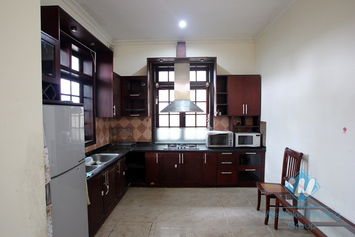 House renting in Ciputra, Hanoi, fully furnished