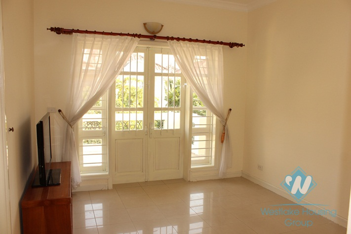 Nice house for rent in Ciputra compound, Tay Ho district, Hanoi