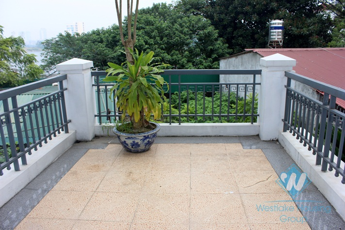 Charming and high quality house for rent in Tay Ho, Ha Noi